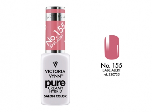 PURE CREAMY HYBRID COLOR -  No. 155