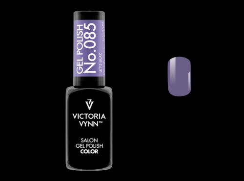 Gél lak - Gel Polish č. 085 - LET´S LILAC
