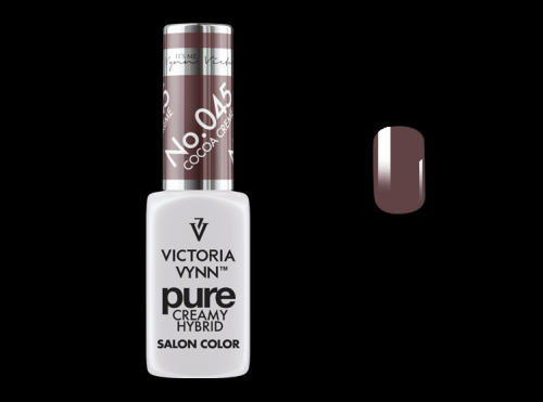 PURE CREAMY HYBRID COLOR -  No. 045 - COCOA CREME