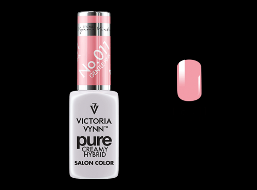 PURE CREAMY HYBRID COLOR -  No. 011 - GENTLE PINK
