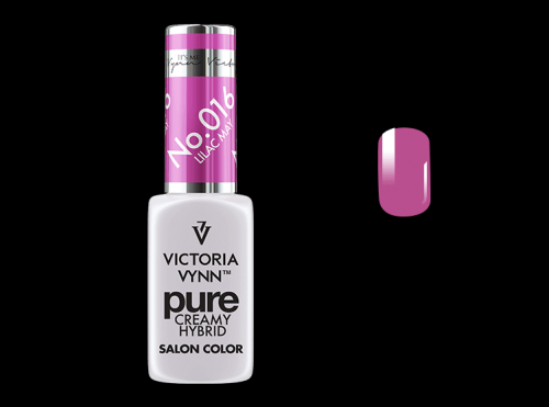 PURE CREAMY HYBRID COLOR -  No. 016 - LILAC MAY