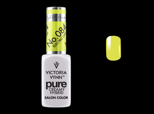 PURE CREAMY HYBRID COLOR -  No. 084 - ELECTRIC LIME