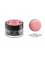 STAVEBNÝ GÉL 15ml -  Č. 11 . Cover Powdery Pink