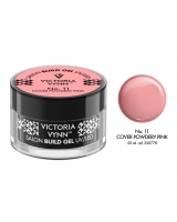 STAVEBNÝ GÉL 50 ml -  Č. 11 Cover Powdery Pink