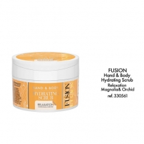 FUSION HAND & BODY HYDRATING SCRUB RELAXATION