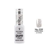 PURE CREAMY HYBRID COLOR -  No. 039 - LUXURY SILVER