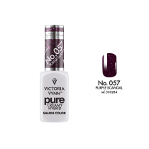 PURE CREAMY HYBRID COLOR -  No. 057 - PURPLE SCANDAL