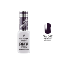 PURE CREAMY HYBRID COLOR -  No. 062 - BLACK TULIP