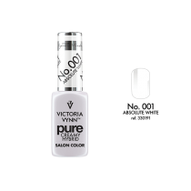 PURE CREAMY HYBRID COLOR -  No. 001 - ABSOLUTE WHITE