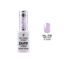 PURE CREAMY HYBRID COLOR -  No. 018 - MILKY LILAC