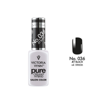 PURE CREAMY HYBRID COLOR -  No. 036 - JET BLACK